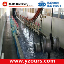 Automatic Cathode Electrophoretic Painting Line DIP Coating Line