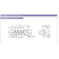 Пневматический клапан ЕСП аксессуары воздушные клапаны коллектора