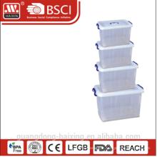 Rangement en plastique contenant 23L / 35L / 50L / 69L