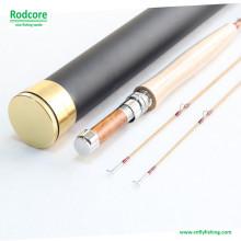 6FT 3wt Hand Made Hexagon Tonkin Bamboo Fly Rod