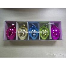 Pendentif en verre décoratif Oeuf de Pâques
