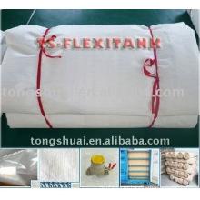 Bolsa flexible de 20 pies contanier de la categoría alimenticia