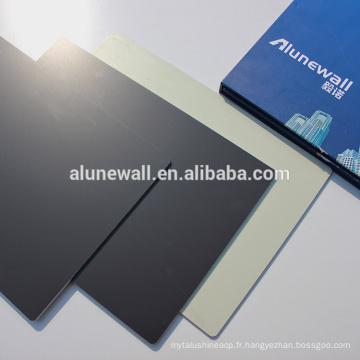 Panneau composite ignifuge en aluminium PVDF A2 / B1