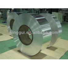 Bobinas de tira de alumínio