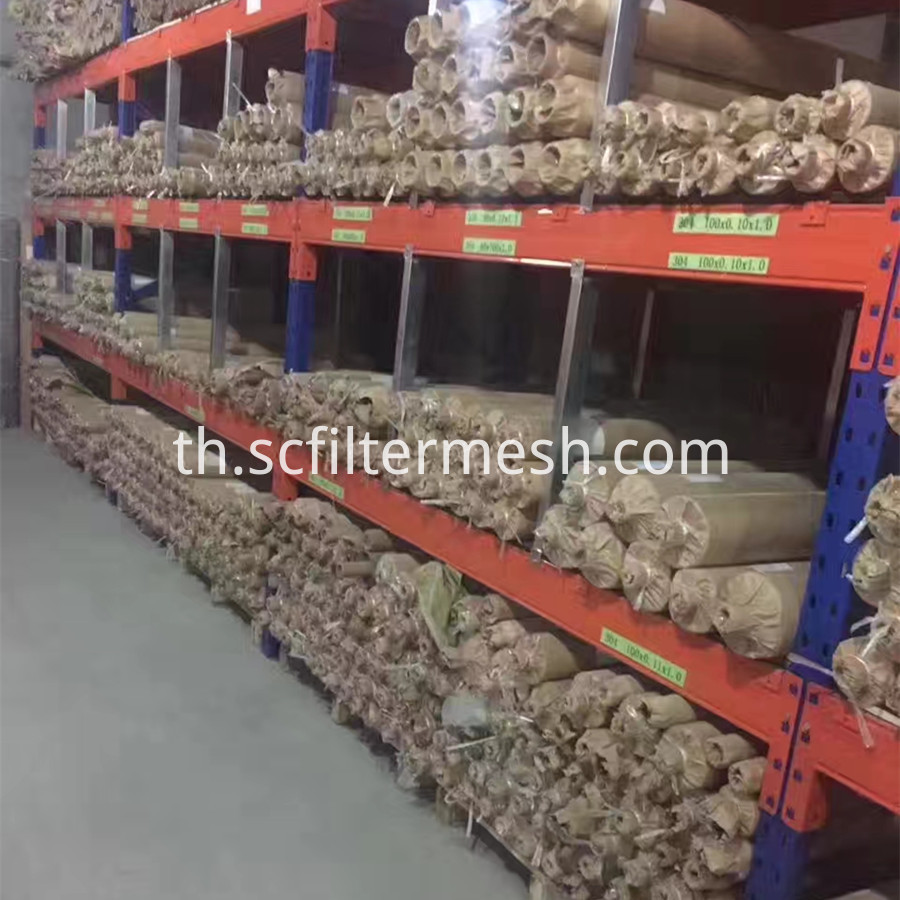 Stainless Steel Wire Mesh Package