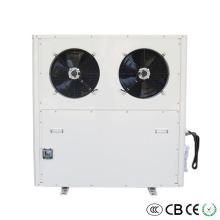 Evi Bomba de calor Calefacción Radiador Ventilador R410a