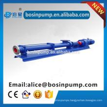 Widely supply screw pump machine mini screw pump