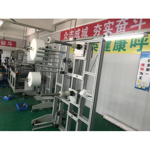 Kn95 Mask Welding Ear Band Machine