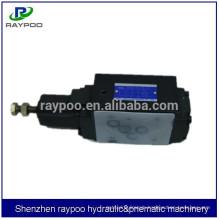 yuken double regulating valve
