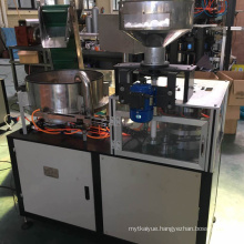 Cap Assembly Machine for Add Aluminium Liner Into The Cap