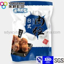 Gekochte Rindfleisch-Plastikverpackungsbeutel