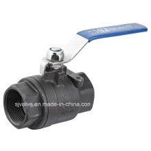 Hot 2PC Carbon Steel Ball Valve