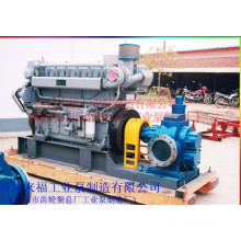 KCB3800 Gear Pump Equipped with Diesel Engine