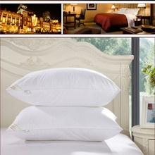 Canasin alta calidad 100% micro fibra de relleno Hotel almohada