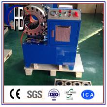 Máquina de friso da mangueira hidráulica original profissional de Alemanha Uniflex