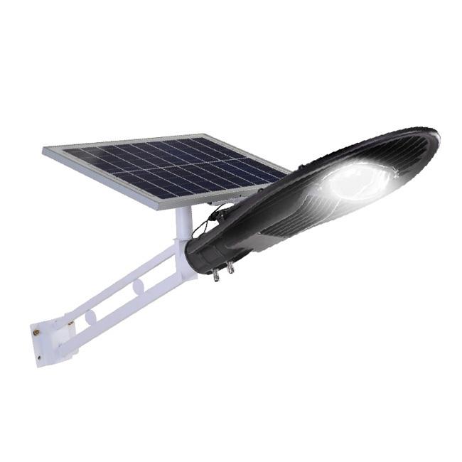 Solar Street Light With Panel