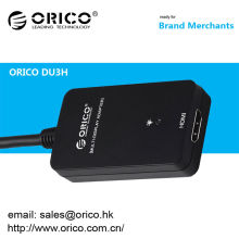 ORICO DU3H novo USB 3.0 lançado para HDMI Gráficos externos