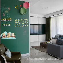 Custom Magnetic Suction Decoration Blackboard For Home Use
