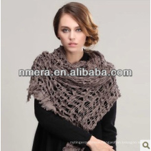 13-509 Fall new arrival Ladies' hollowed-out wool scarf