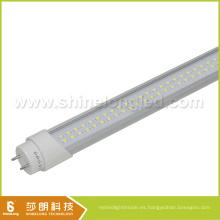 Cubierta PC + carcasa de aluminio led tubo t8 18w luz led 1200mm VDE listado