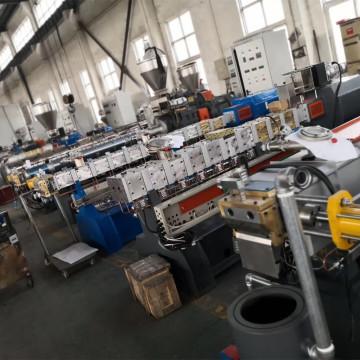 Kunststoff-Pelletenherstellungsmaschine