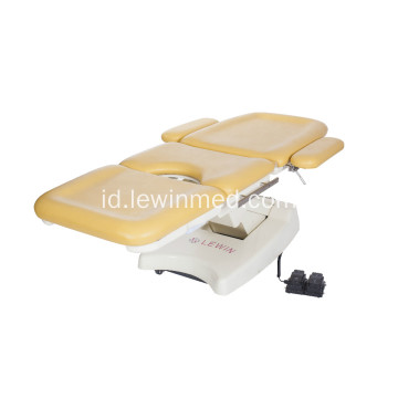 Multi-fuction electric obstetric table