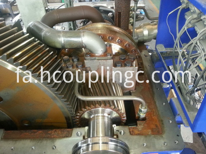 Gear Parts for Voith Coupling