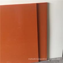 Orange Red or Black Bakelite Laminate Sheet