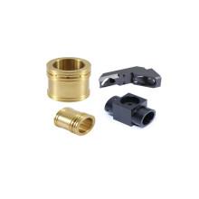 CNC-Bearbeitung Metallteile