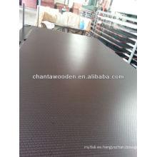 Contrachapado / contrachapado impermeable negro / marrón