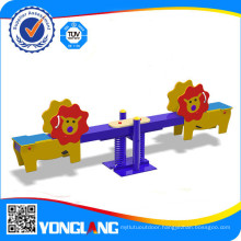 Outdoor Playground of Seesaw