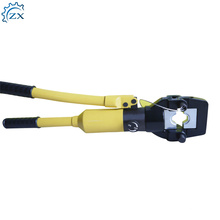 Ferramenta hidráulica terminal da mão 2018 / alicate de friso operado / ferramentas de friso cabo elétricas