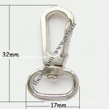 Llaveros de aleación de zinc Gets.com broches de langosta