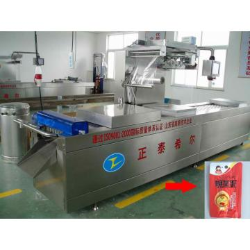 Roast Chicken Frozen Duck Vacuum Packing Machine