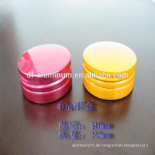 Fabrik Preis 30g Aluminiumglas