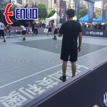 FIBA CERTIFIED OUTER BASKETBALL COURT TILE