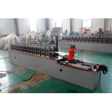 High Speed Metal C/U Roll Forming Machine