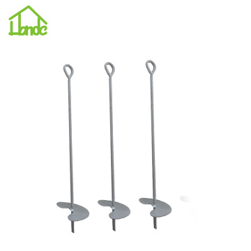 Premium Earth Anchor for Chicken Coops