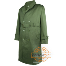 Military Parka Meets ISO Standard