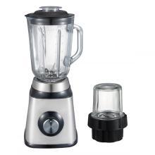 Licuadora de alimentos para triturar hielo de jarra de vidrio de potencia fuerte