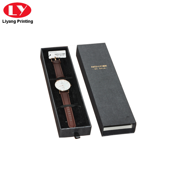 Rectangle Watches Boxes