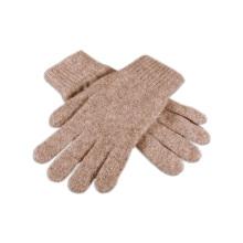 16FZCG01 winter cashmere glove women knit glove
