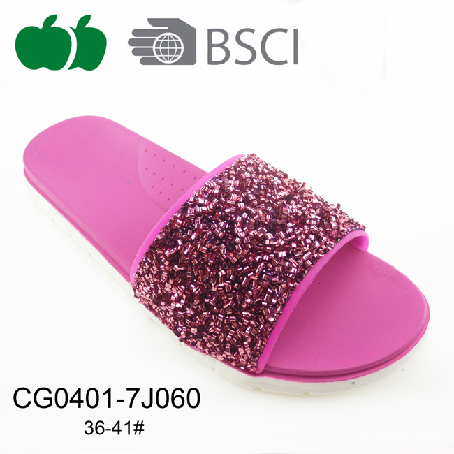 High Quality Soft Fashion Design Outdoor Slipper
