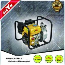 Bison China Zhejiang 2 pulgadas de gasolina Mini bomba de agua de alta presión eléctrica para uso agrícola