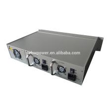 16-Slot Media Converter Chassis , Rack-mount Chassis fit for card fiber media converter
