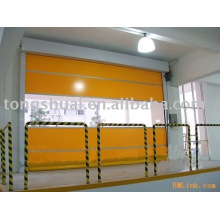 PVC-High-Speed-Tür