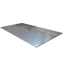 Custom stainless steel sheet forming polished