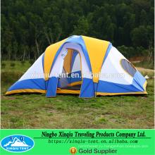 большой размер 10 человек семья туннель палатка