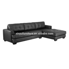 Modern living room leather sofa for hotel XYN2058