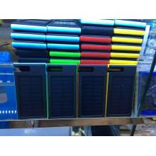 Cargador de banco del soporte del teléfono móvil de la energía solar con la patente de la compañía